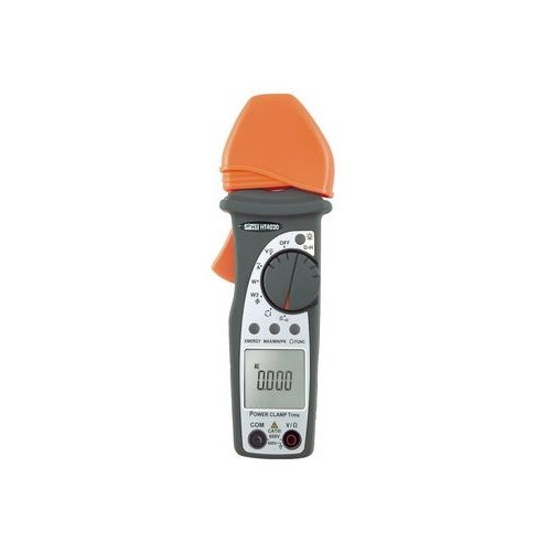 HT Italia HT 4020 True-Rms Clamp Meter 400A with Power Factor Measurement