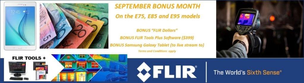 Flir Bonus Banner
