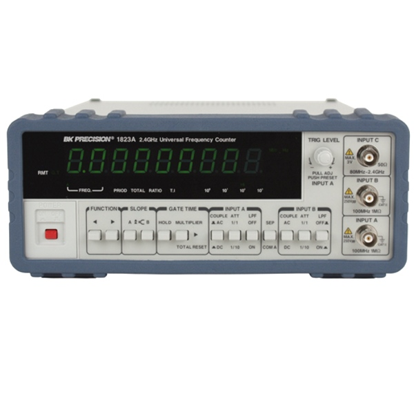 B&K Precision 1823A 2.4 GHz Universal Frequency Counter