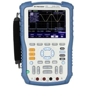 B&K 2515 Handheld Digital Storage Oscilloscope, 60MHz