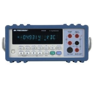 B&K 5492B 5.5 Digit Bench Digital Multimeter