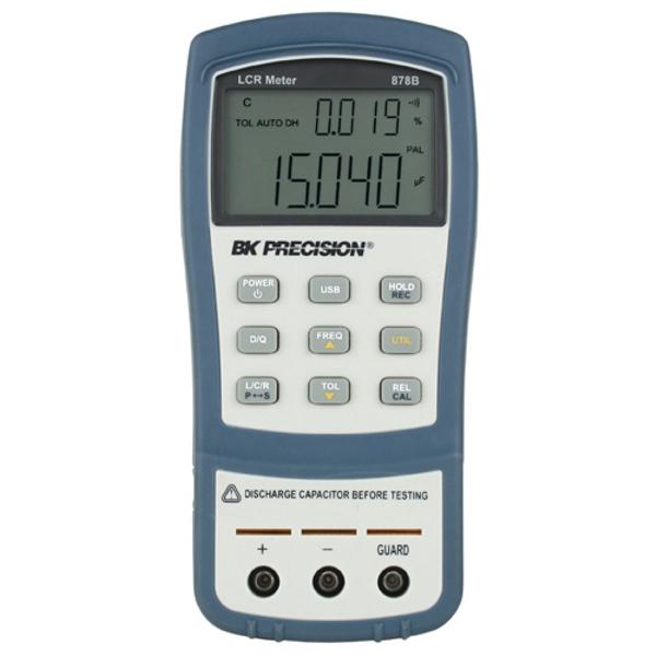 B&K 879B Dual Display Handheld LCR Meter