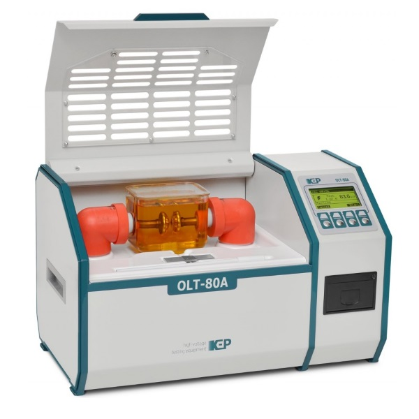 KEP OLT-80A Oil Dielectric Breakdown Tester