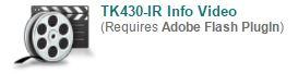 IR430 IR Video