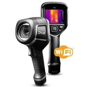 Flir E5-XT Infrared Thermal Camera with MSX & WI-FI