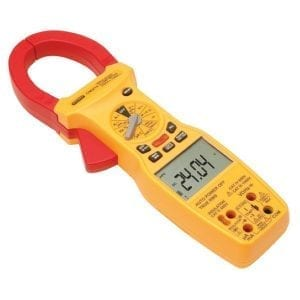 Insulation Clamp Meter