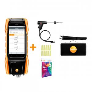 testo 300 Domestic Kit Flue gas analyzer